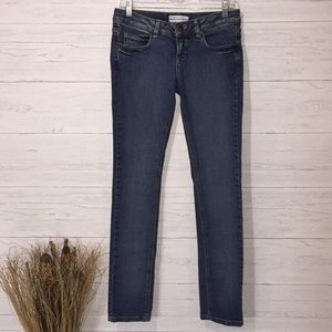 Topshop Moto Straight Jeans - 30